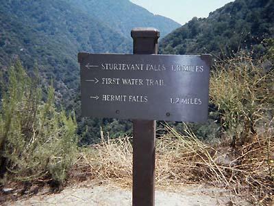Dan S Hiking Pages Sturtevant Falls