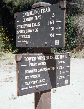 Dan's Hiking Pages: Hoegees Loop Hike on